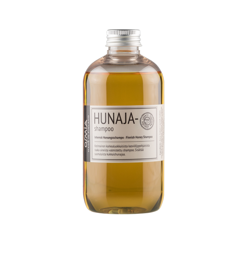 Hunaja-shampoo 250 ml